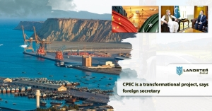 CPEC IS A TRANSFORMATIONAL PROJECT
