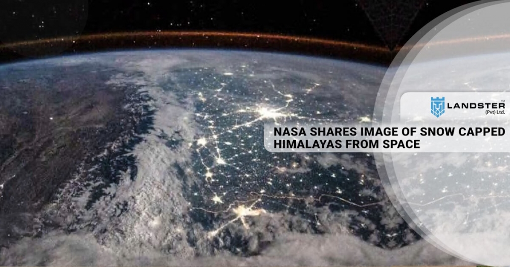 NASA SHARES IMAGE