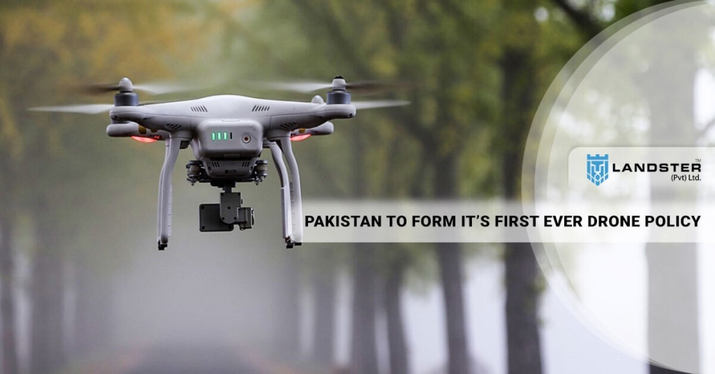 PAKISTAN DRONE POLICY