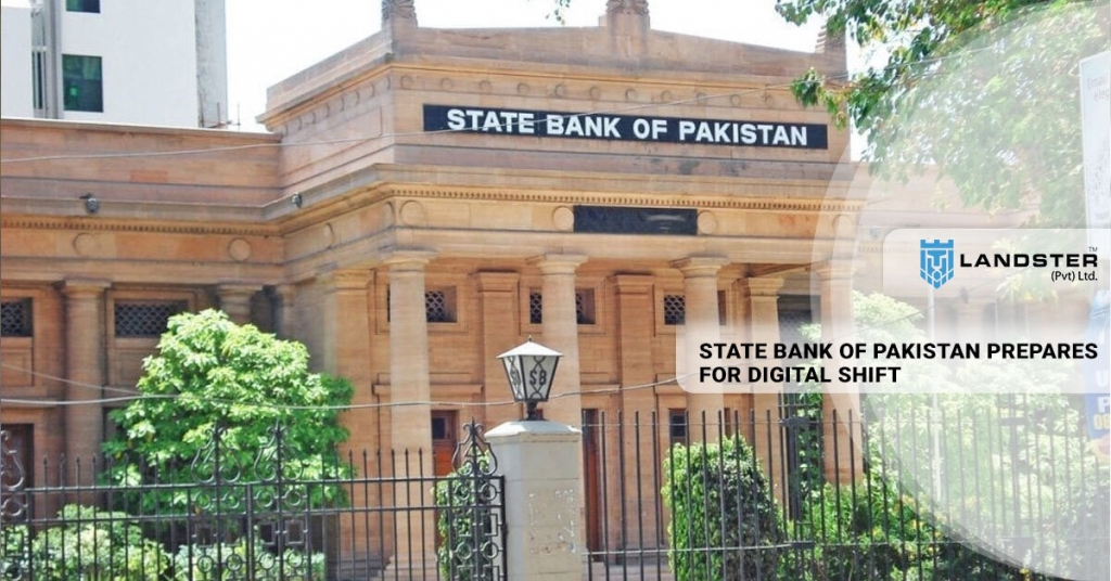 State Bank Of Pakistan prepares for DIGITAL SHIFT