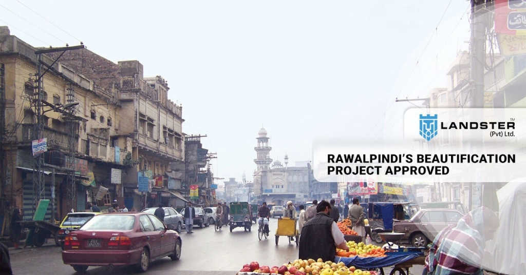 Rawalpindi's beautification project