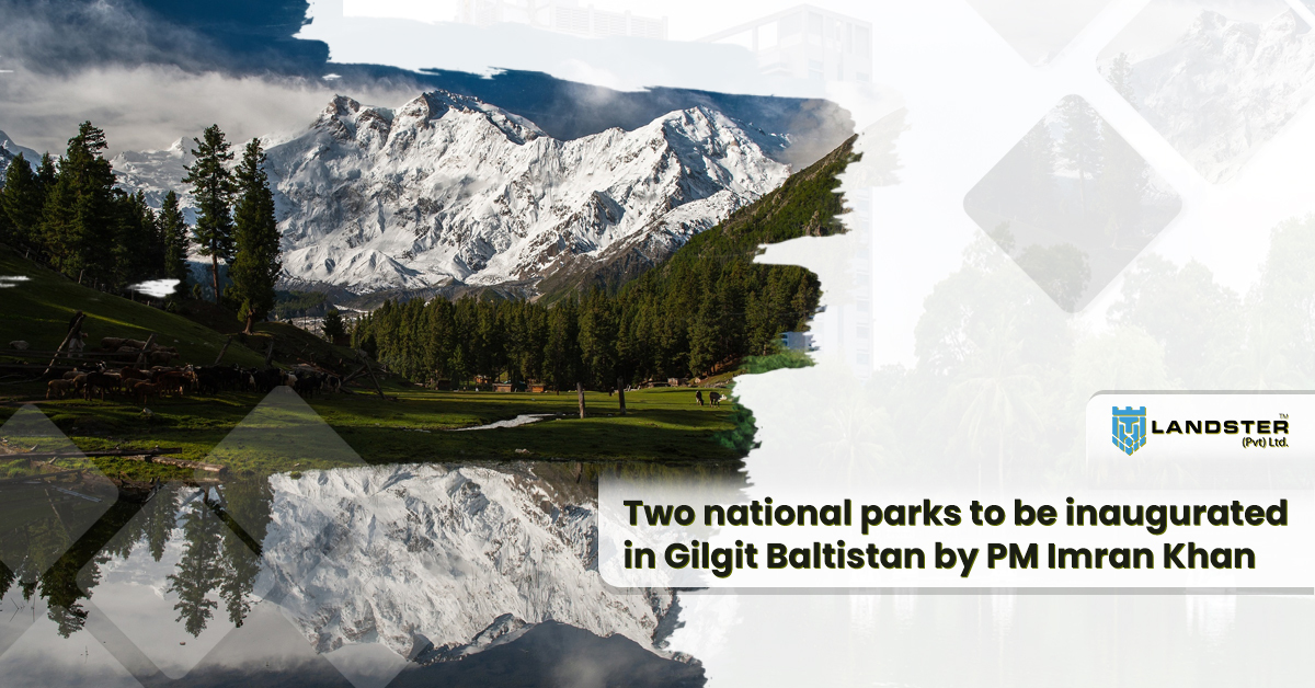 National parks inaugurated in Gilgit Baltistan