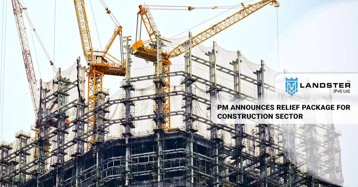 Reforms for construction sector