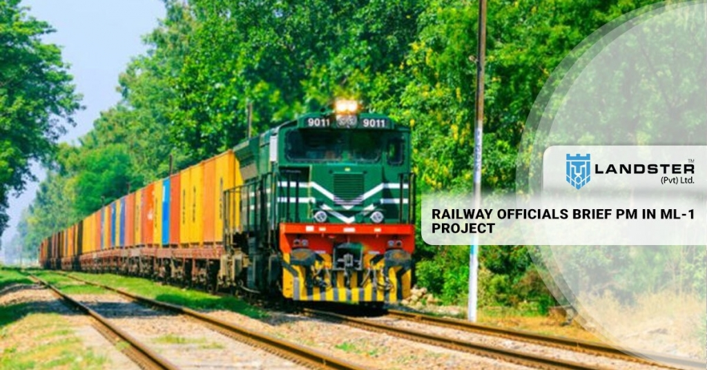 ML-1 PROJECT RAILWAY OFFICIALS BRIEF PM