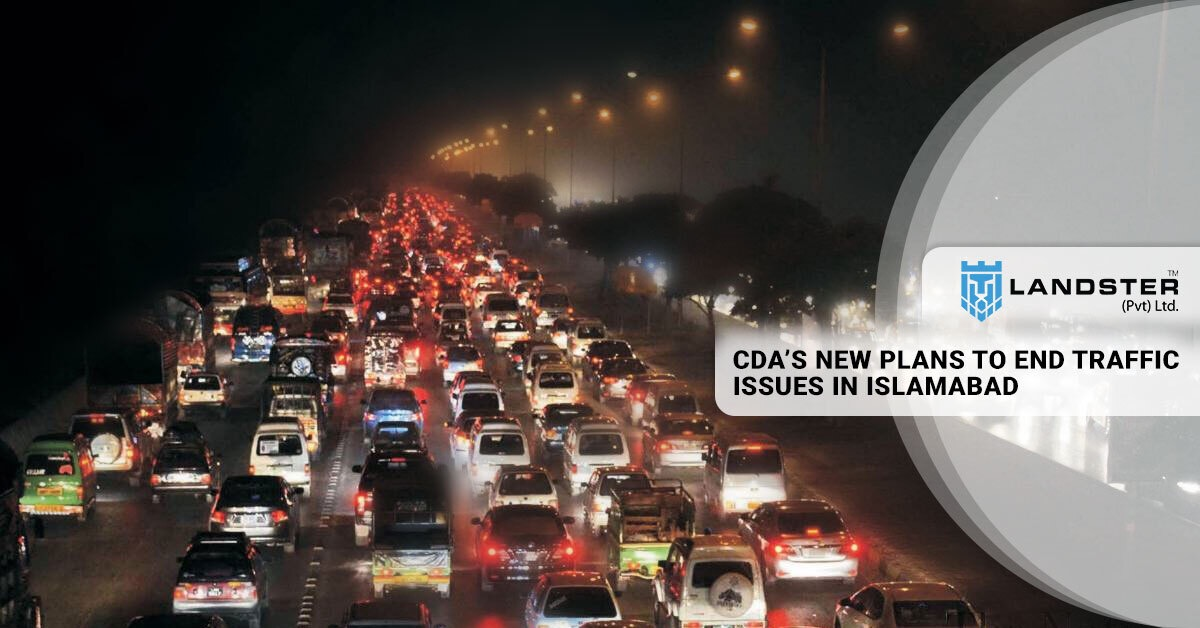 Traffic issues in Islamabad