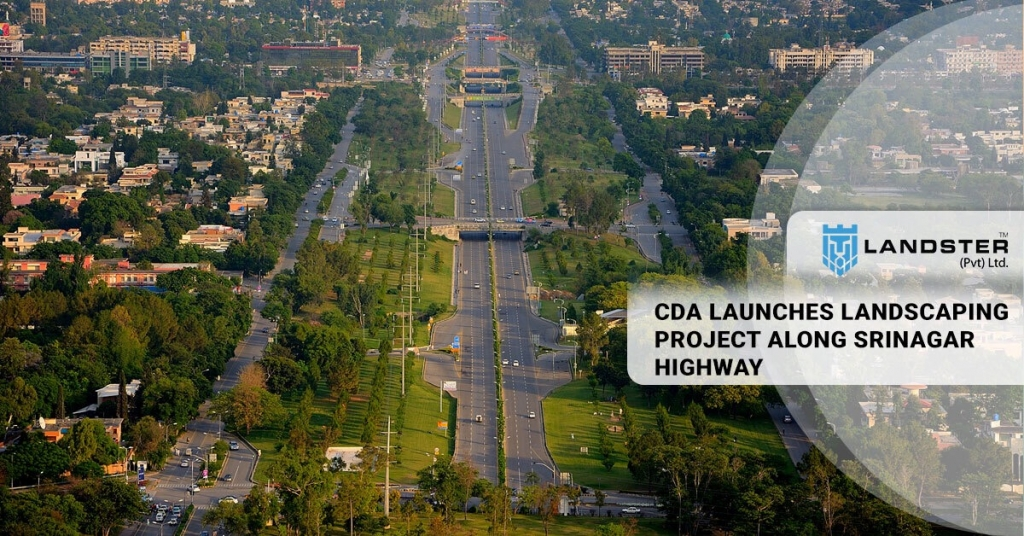 LANDSCAPING PROJECT Srinagar highway