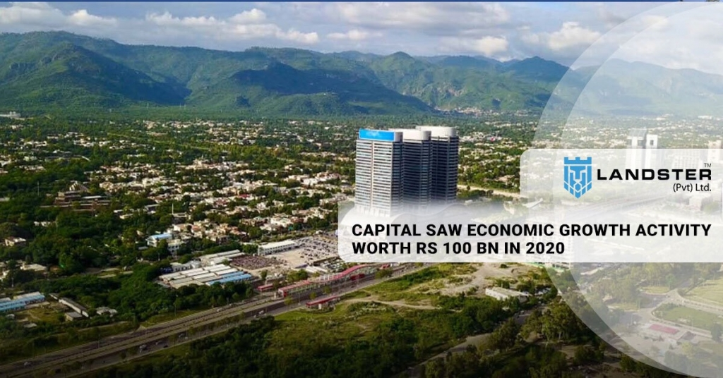 Economic growth in Islamabad