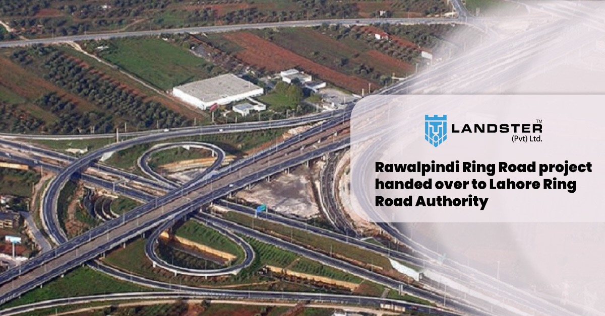 Rawalpindi ring road project