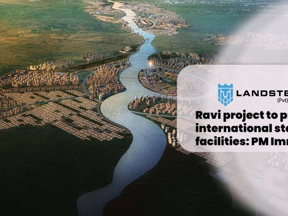 Ravi River Front Project