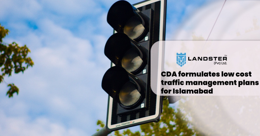 CDA traffic management plan
