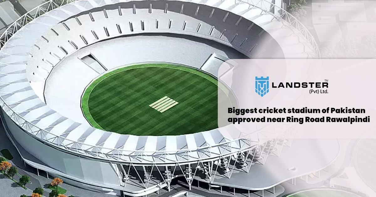 Biggest cricket stadium
