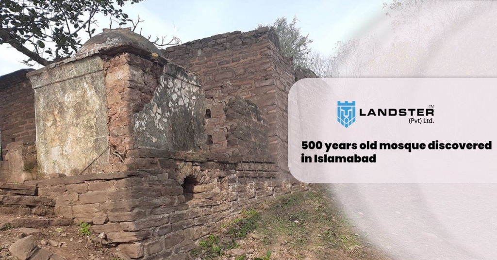 500 years old mosque