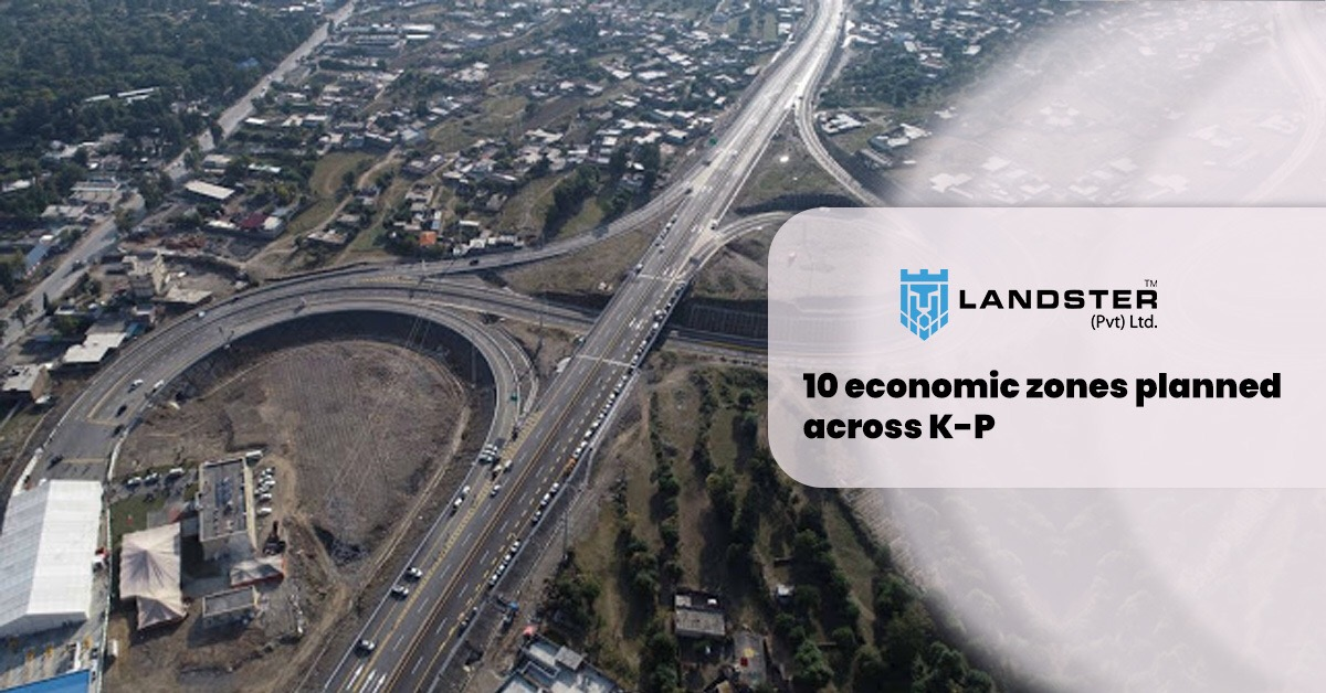 Economic zones in KP