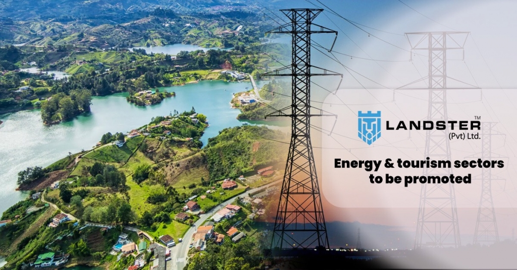 Tourism and energy sector