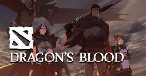 Dota 2 Dragons Blood