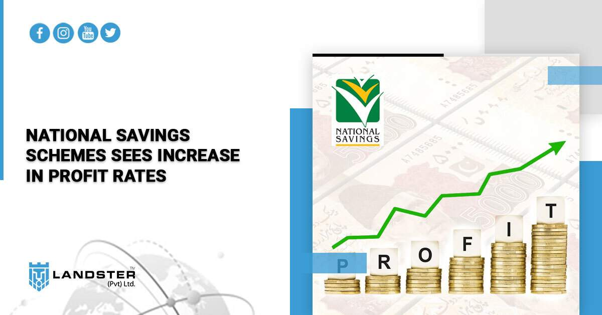 National Savings Schemes sees increase in profit rates