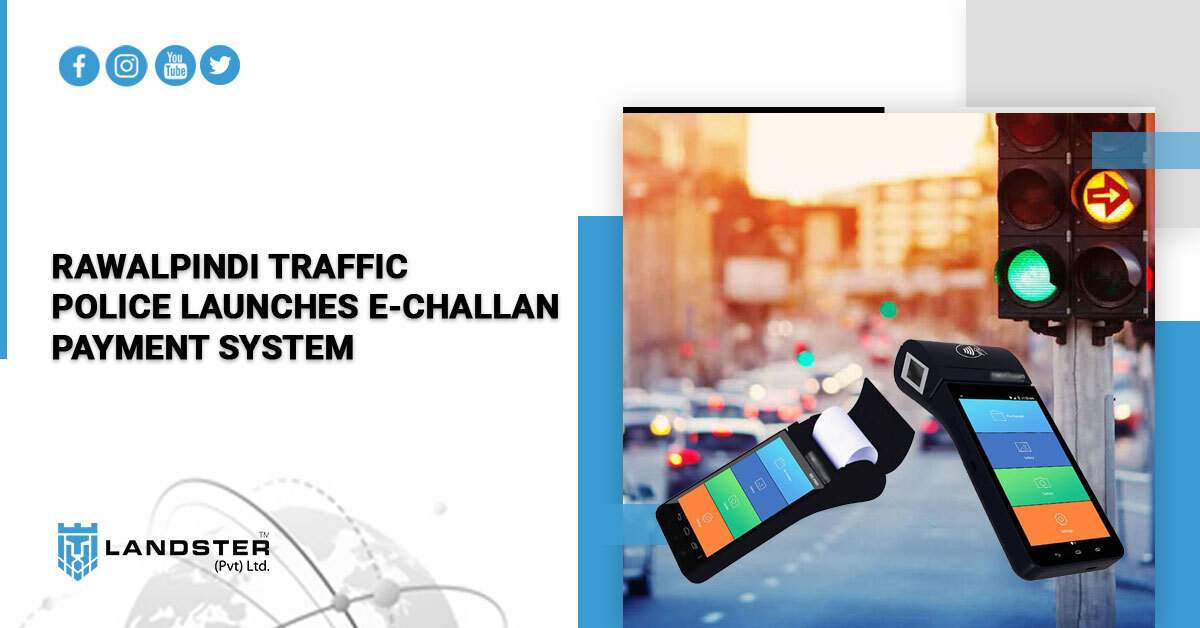 Rawalpindi Traffic Police Launches e-Challan Payment System