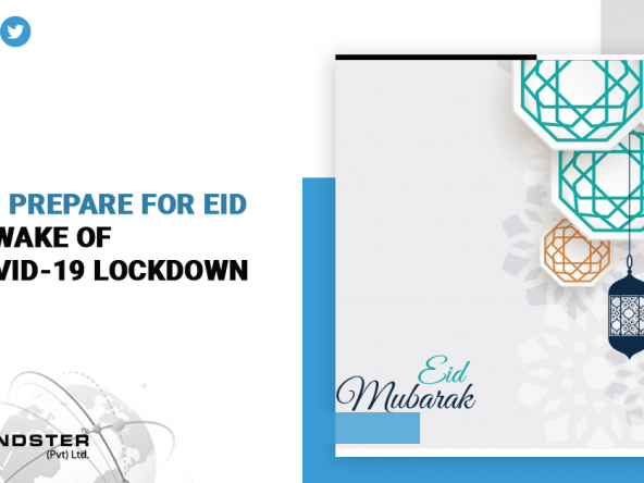 Eid In the Covid-19 Lockdown
