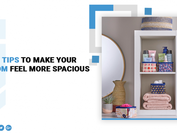 Storage Tips to Make Your Bathroom Feel More Spacious