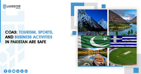 TOURISM, SPORTS, AND BUSINESS ACTIVITIES IN PAKISTAN ARE SAFE: COAS
