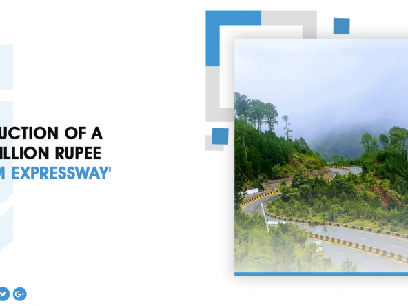 Construction of a Multi-Million Rupee 'Tourism Expressway'
