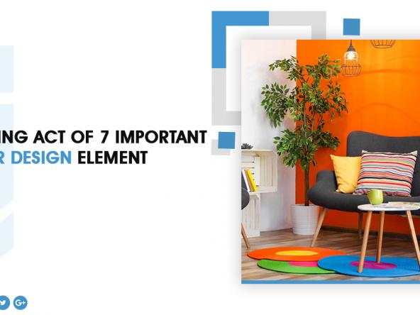 Balancing Act of 7 Important Interior Design Element