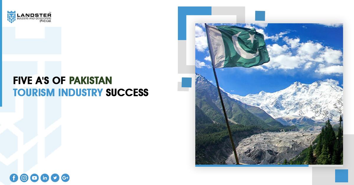 Five A's of a Pakistan Tourism Industry Success