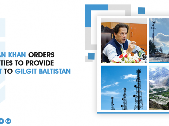 Internet Access to Gilgit Balistan